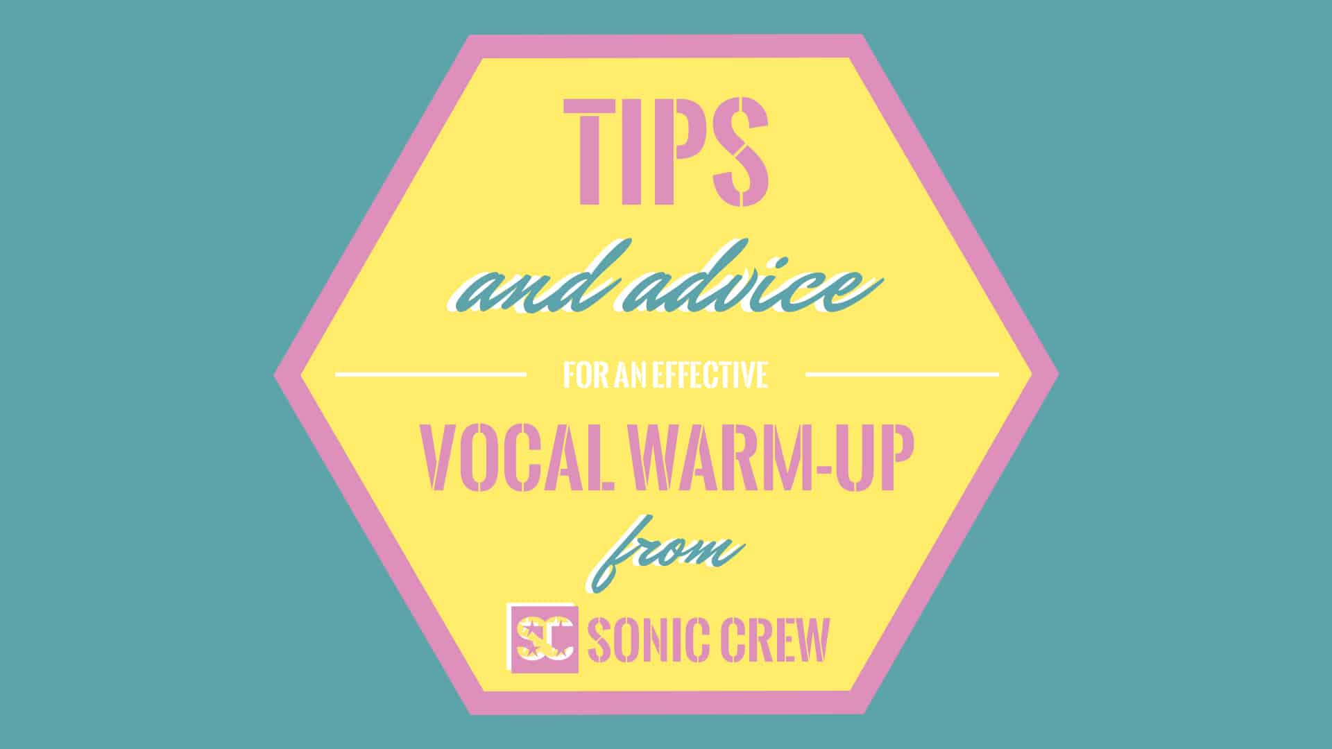 Vocal Warm-up Exercises