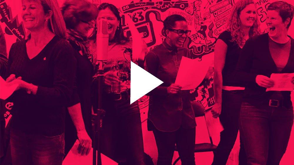Choir London Rehearsal - Video Thumbnail